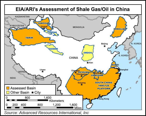 BP, China's Top Producer to Develop Unconventional NatGas in Sichuan Basin  - Natural Gas Intelligence