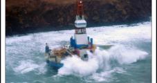 NTSB Finds Multiple Issues in 2012 Grounding of Shell's Kulluk