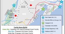 Nova Scotia LNG Project Would Access Canadian Gas Via U.S. Pipes