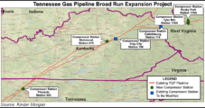 FERC Staff Issues Favorable EA for TGP's Broad Run Expansion Project