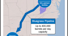 Bluegrass NGL Pipeline Proposal Inches Forward