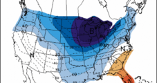 Polar Vortices Result in February Northeast Bidweek Records
