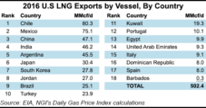 Agreement Calls For Long-Term LNG Contracts Between China, U.S. Suppliers