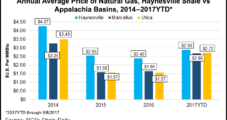 Tokyo Gas Adds Haynesville to Its Collection of U.S. Shale Play Interests