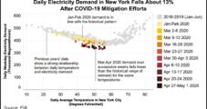 New York Power Demand Plummets Amid Coronavirus Shutdown
