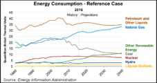 Marcellus, Utica Main Drivers of U.S. NatGas Production Growth Through 2040, EIA Says