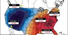 Natural Gas Forwards Stall Ahead of Forecast Heat Wave Bringing Triple-Digit Temps