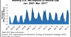 UK's Rough Natural Gas Storage Closure Likely Positive for LNG Imports