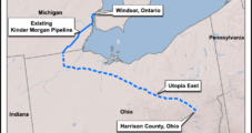 Kinder Morgan Takes Partner in Ohio Ethane Pipeline Project
