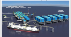 West Delta LNG Readies Deepwater Export Facility Offshore Louisiana