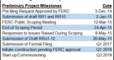FERC Staff Advances Eagle LNG's Florida Project with Positive DEIS