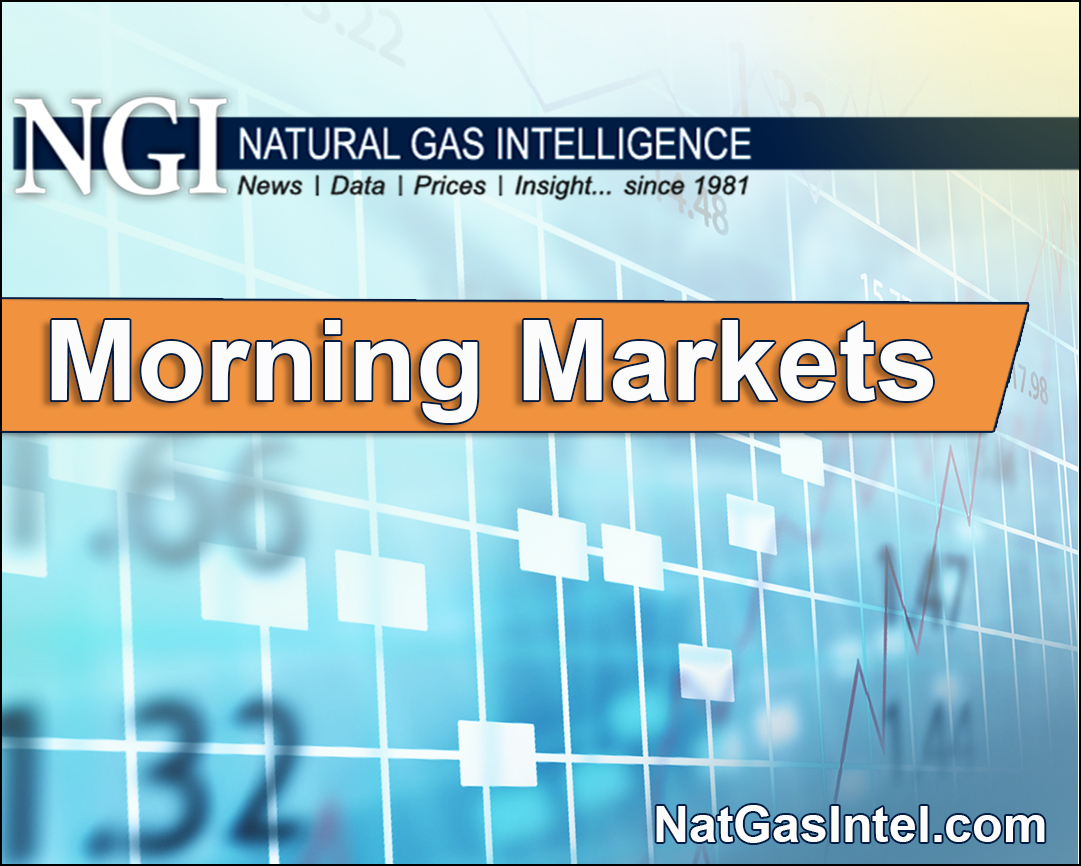 LNG, Production Changes Pressure Natural Gas Futures Lower Early