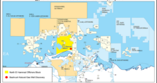 Eni's Bashrush Natural Gas Well Builds Eastern Med Export Potential