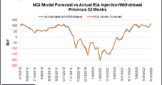 Weak LNG Feed Gas Volumes Sink August Natural Gas Futures Ahead of Storage Report