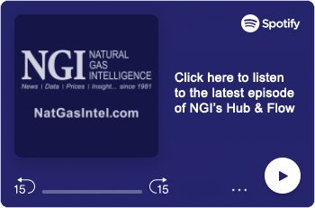 NGI's Hub & Flow Podcast