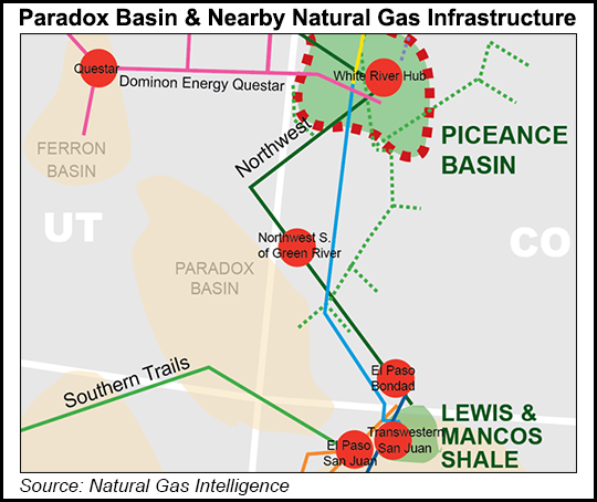 Paradox Basin Infrastructure