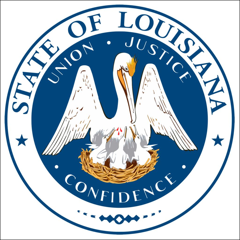 Seal of Louisiana