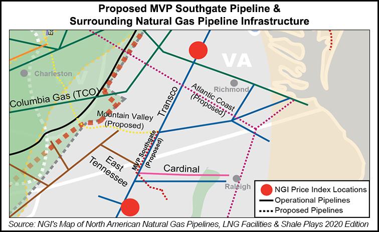 MVP Southgate Pipeline