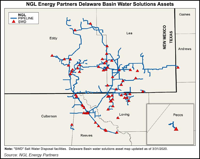 NGL Energy Delaware Assets