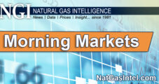 Large Warm Shift Over Holiday Weekend Sinks Natural Gas Futures
