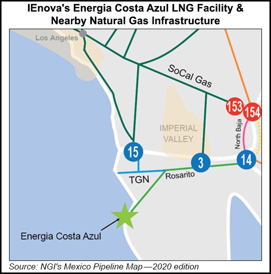 ECA map