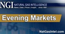 LNG Strength Boosts December Natural Gas Futures; Cash Falls