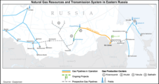 Massive Russian Pipeline Enters Service, Further Dimming Outlook for U.S. LNG in China