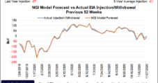 Natural Gas Futures Recover Ahead of EIA Report, but 'Lift-Off' Needed; Cash Firms