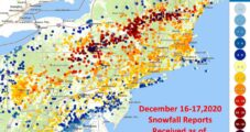 Record Snowstorm Snaps Natural Gas Forward Losing Streak; Rampant LNG Demand Fuels Price Gains in 2021