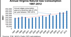 New Virginia Law Supports Shale Gas-Focused Infrastructure