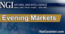 Markets Shrug Off Weather Worries, Push Up February Natural Gas Futures